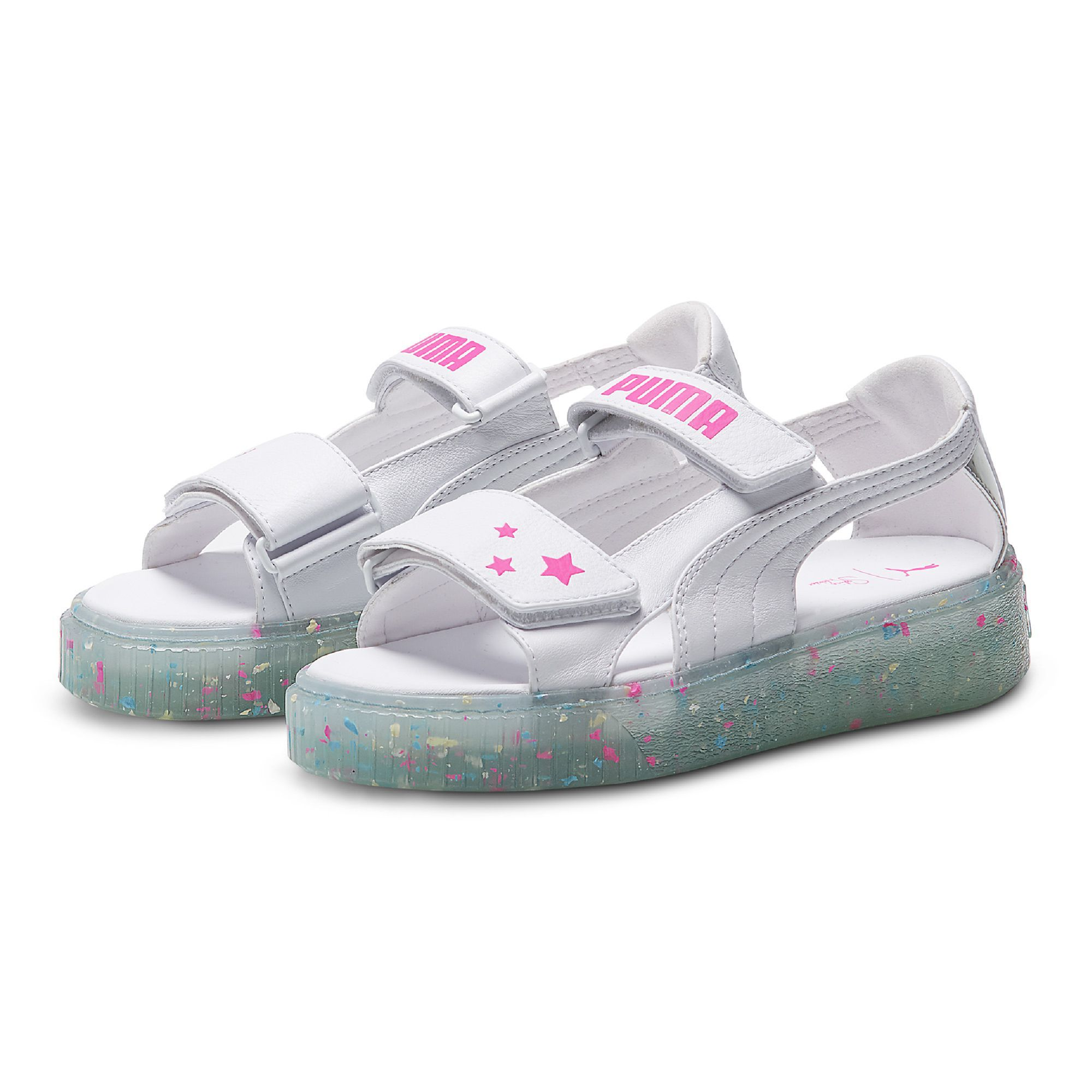 d63cc378a48a PUMA x SOPHIA WEBSTER Women s Platform Sandals
