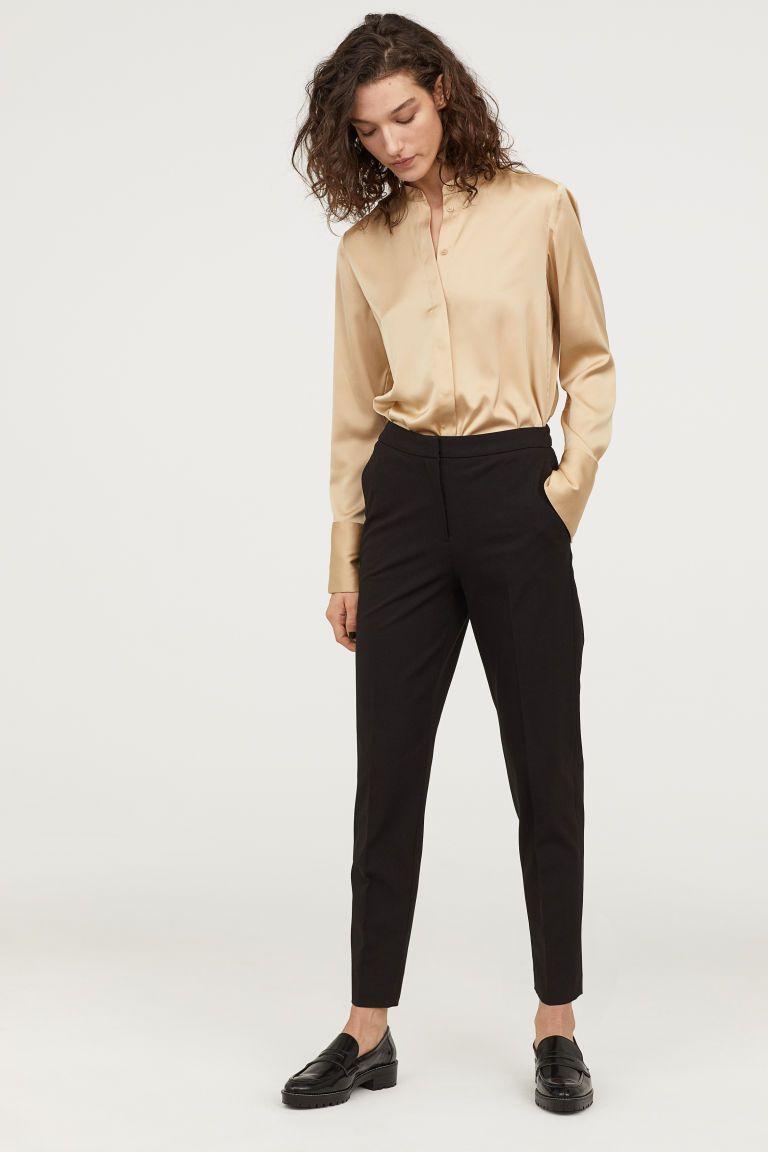 5768acb61656 Dress Pants - Black - Ladies