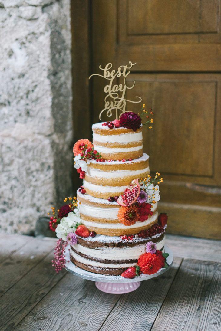 Naked Cake Hochzeitstorte von Naschwerk & Co Künneke Mühle Katja