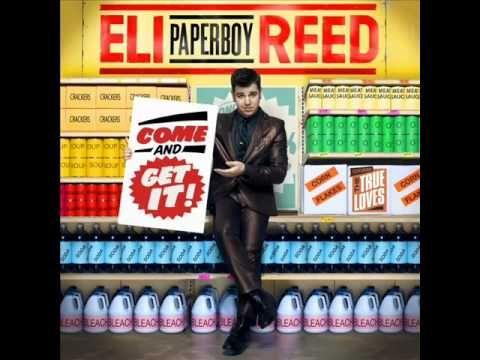Eli 'Paperboy' Reed Explosion - YouTube