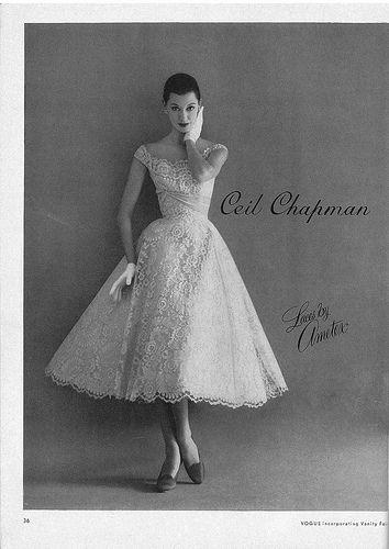 Barbara Mullen, February 1956
