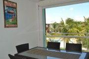 Crystal 118 Crystal 118, la plage � 20 m�tres. - Location Appartement #Guadeloupe #SaintFrancois