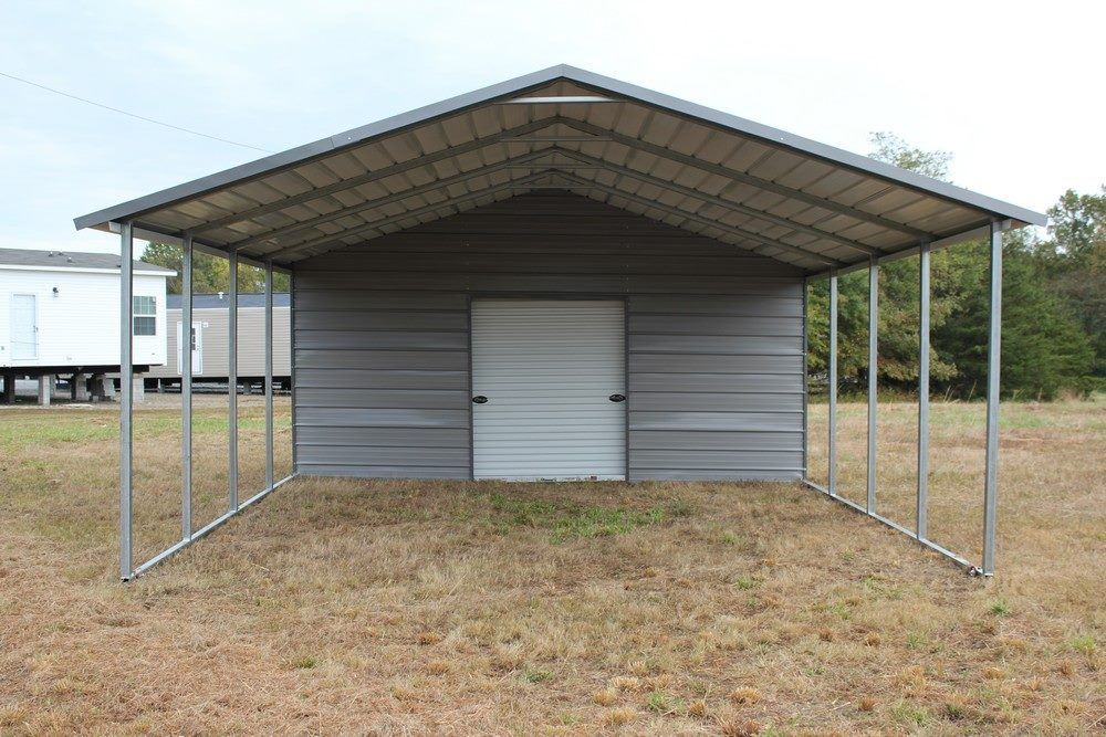 Rear Utility Combo. The structure provides 5x21 of