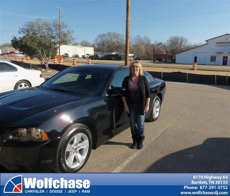 #HappyBirthday to Julie Bradley from James Hokanson at Wolfchase Chrysler Jeep Dodge!