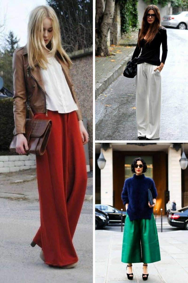 to wear - Pant Palazzo fashion trend! video