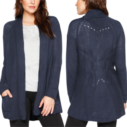 Matty M Ladies' Cardigan - Navy | Clothing/jewelry | Pinterest | Navy
