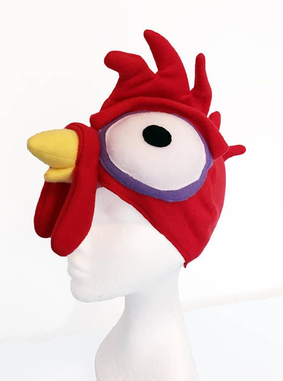 Cock Chicken Halloween Party Costume Kids Size S//M//L