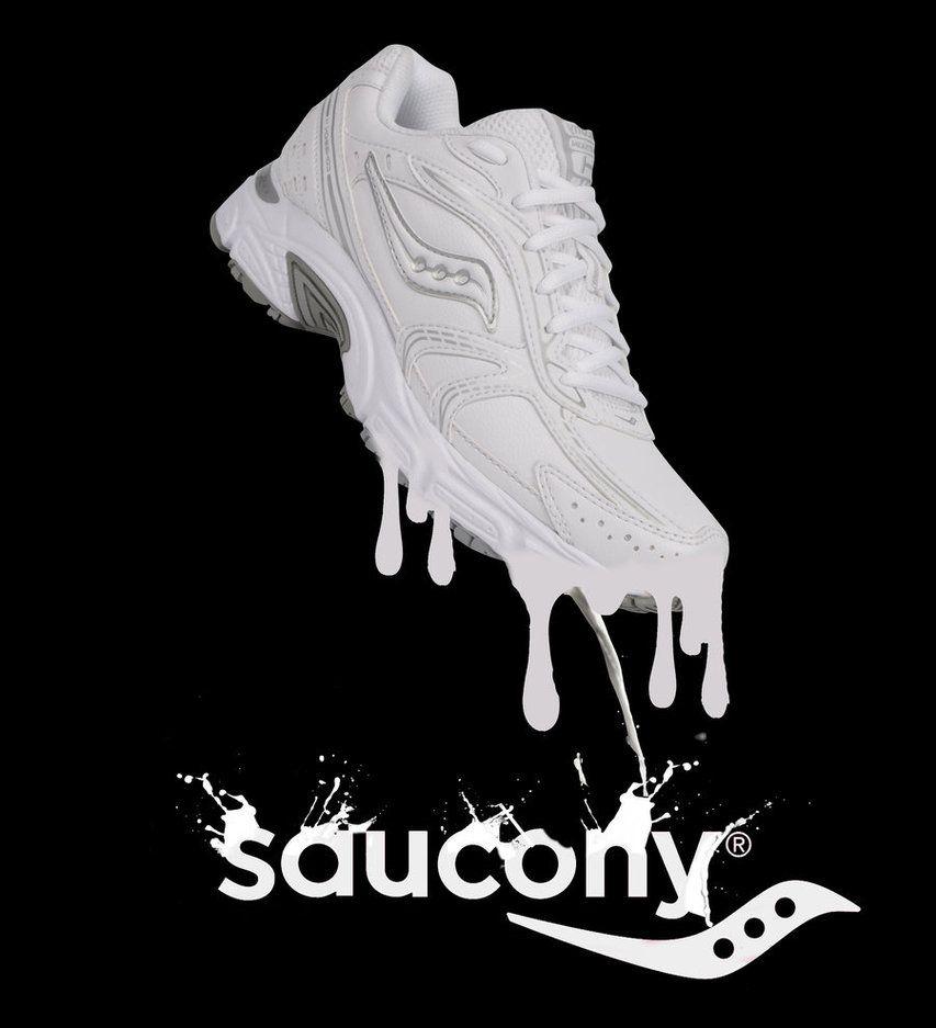 Saucony Ad