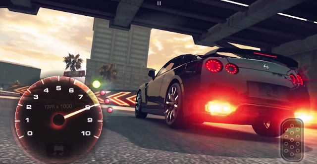 Need for Speed No Limits - iPad