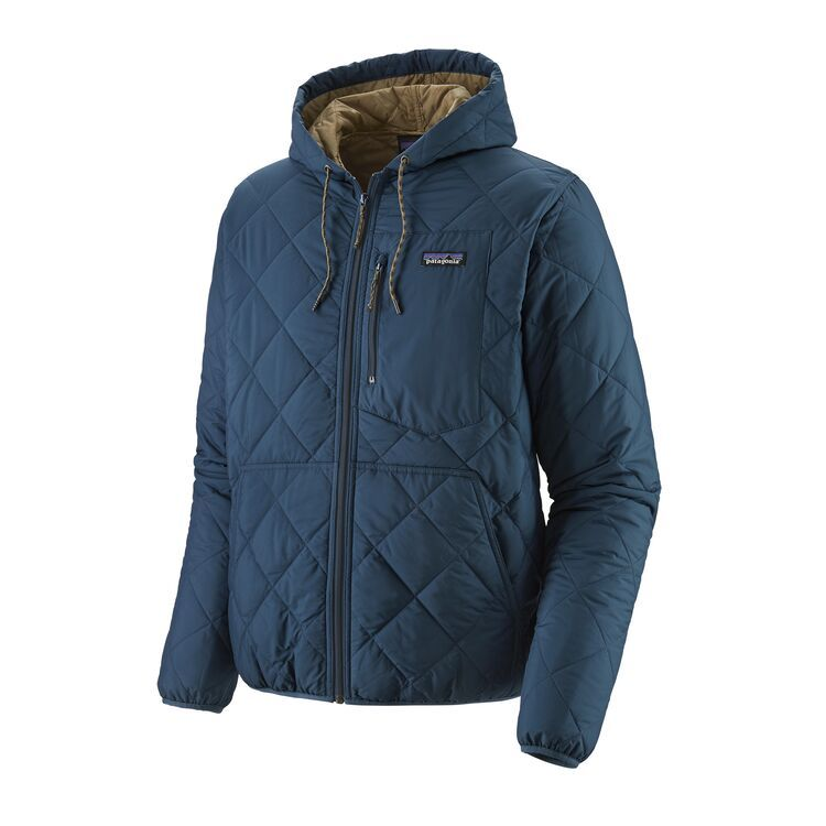 Patagonia Men S Diamond Quilted Bomber Hoody Quilted