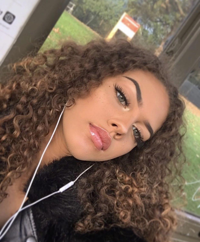 Curly Hair Baddie Curly Hair Brown Skin Baby Girl - The 10 ...