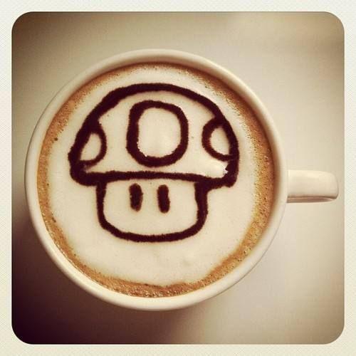 Coffee Art Coffee Art Latte Arte Del Cafe Arte De Taza De