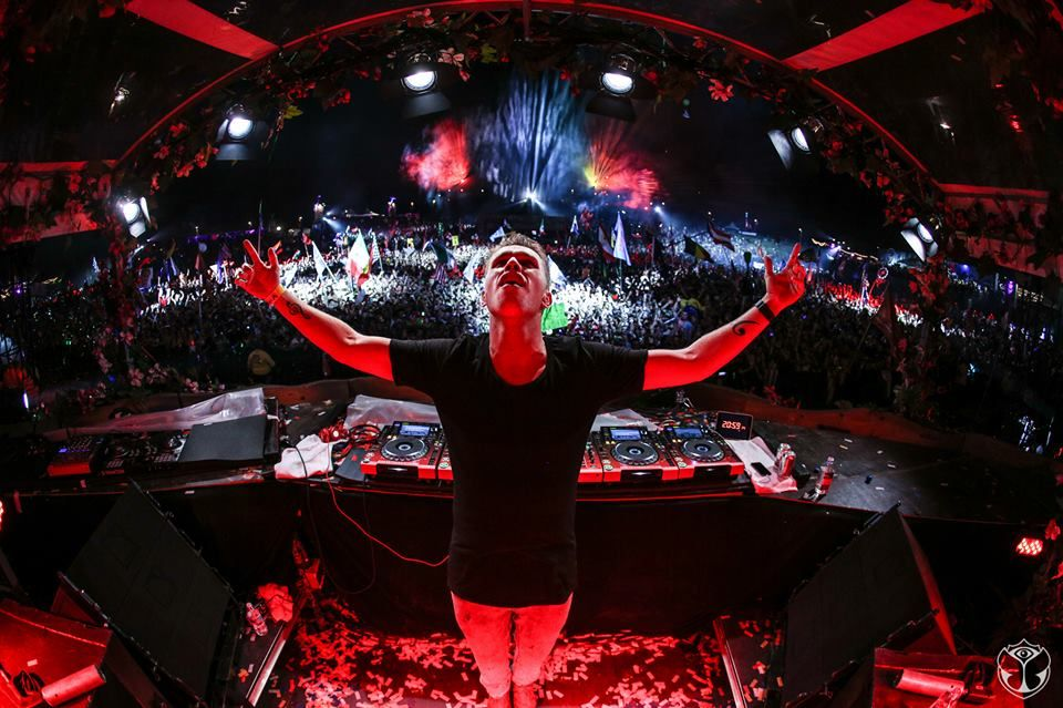 Nicky Romero, Tomorrowworld 2014