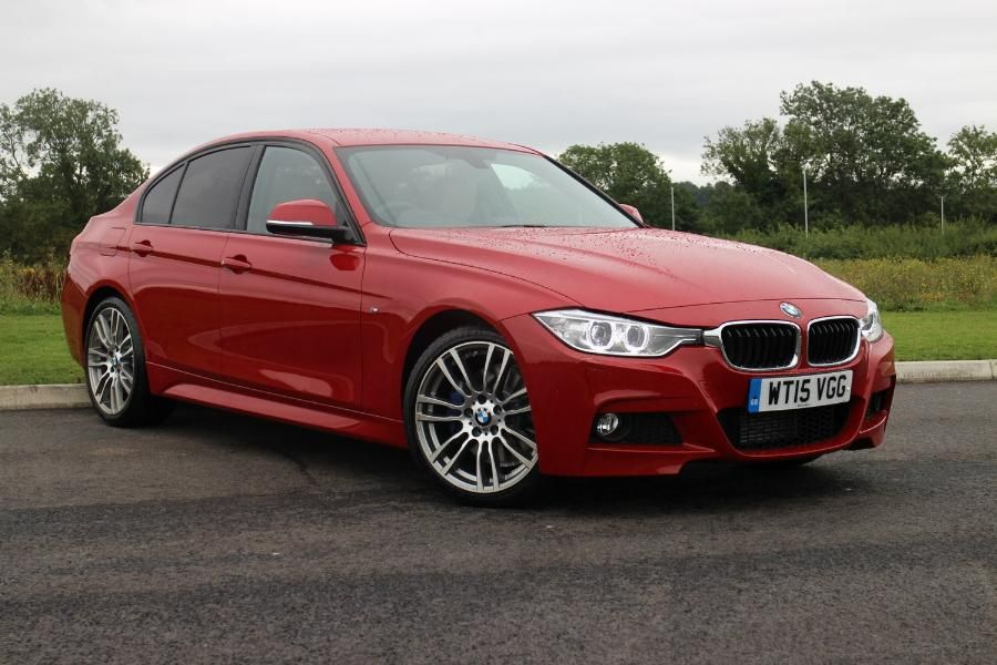 2015 (15) - BMW 3 Series 320D M SPORT Auto 4-Door, photo 1 of 5