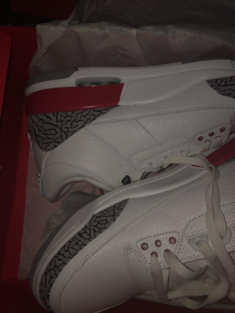 Nike Air Jordan Retro 3 Katrina SZ 11 Hall Of Fame Cement Retro 136064-116   fashion  clothing  shoes  accessories  mensshoes  athleticshoes (ebay link) afe6615eb