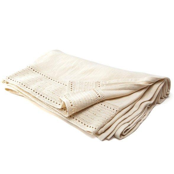 Sefte Acara Cream Blanket