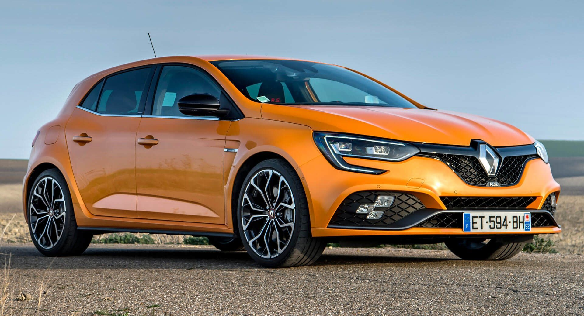 2019 Renault Megane RS Is Already Available The Used Car Market news New Cars
