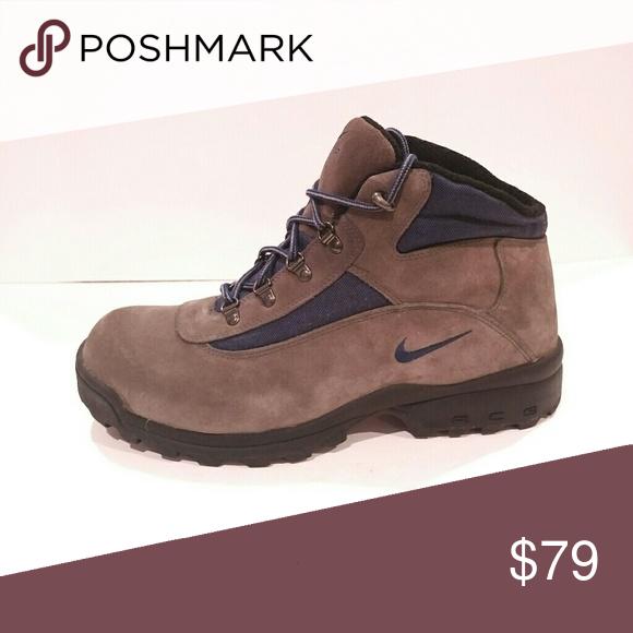 Nike air naches acg size 15 mens work boots Nike all ...
