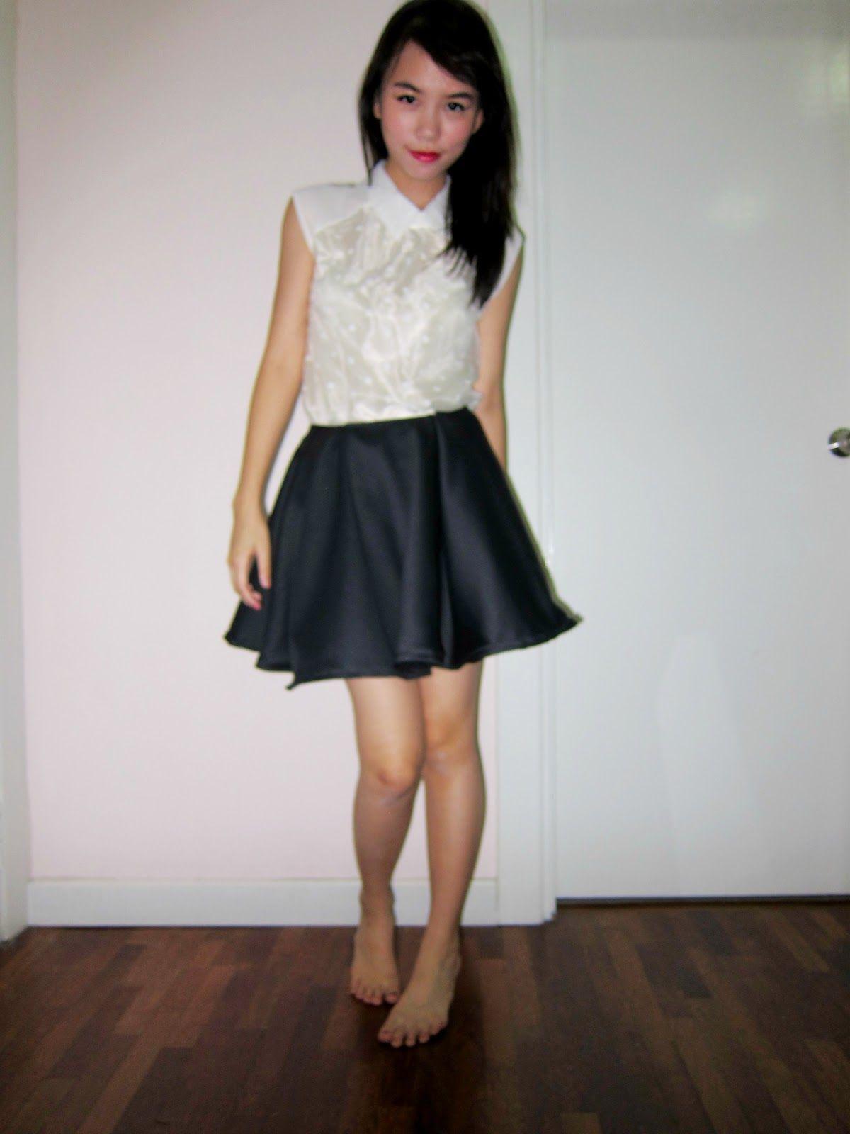fluorescent adolescent: DIY Skater Skirt, | Moda Femenina ...