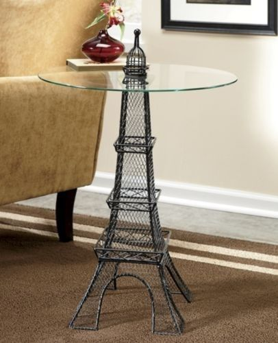 Superieur Eiffel Tower Side Table