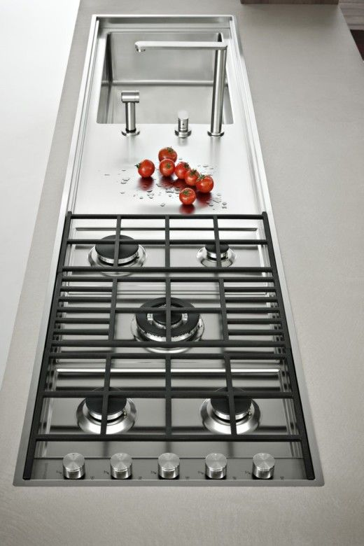 Captivating Barazza Will Be Launching LAB Fusion, The Latest Offering From Its Made To  Measure Hobs