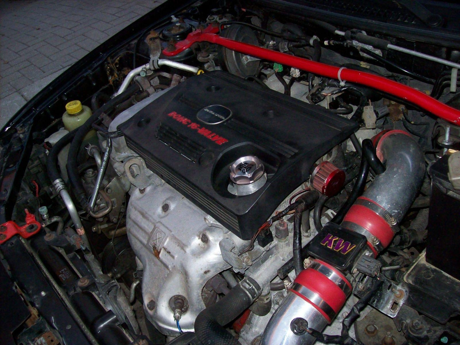 2002 Mazda PROTEGE5 #Used #Engine: Description: Gas Engine 150-160