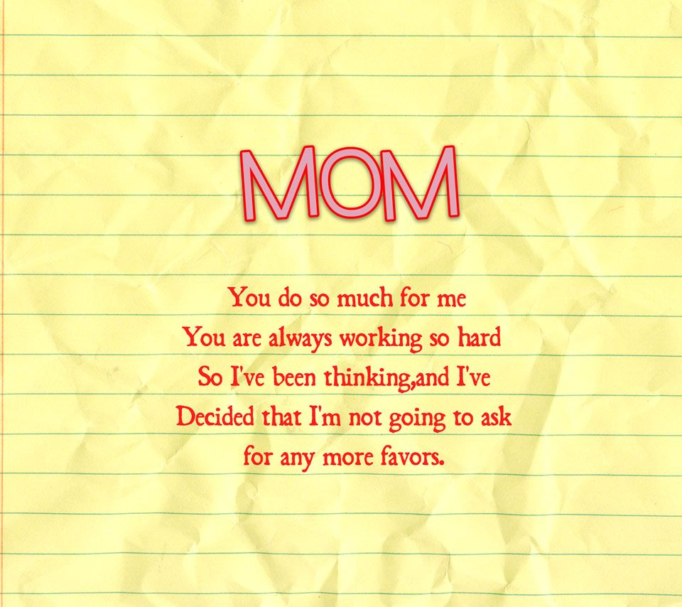 Mother A source of love