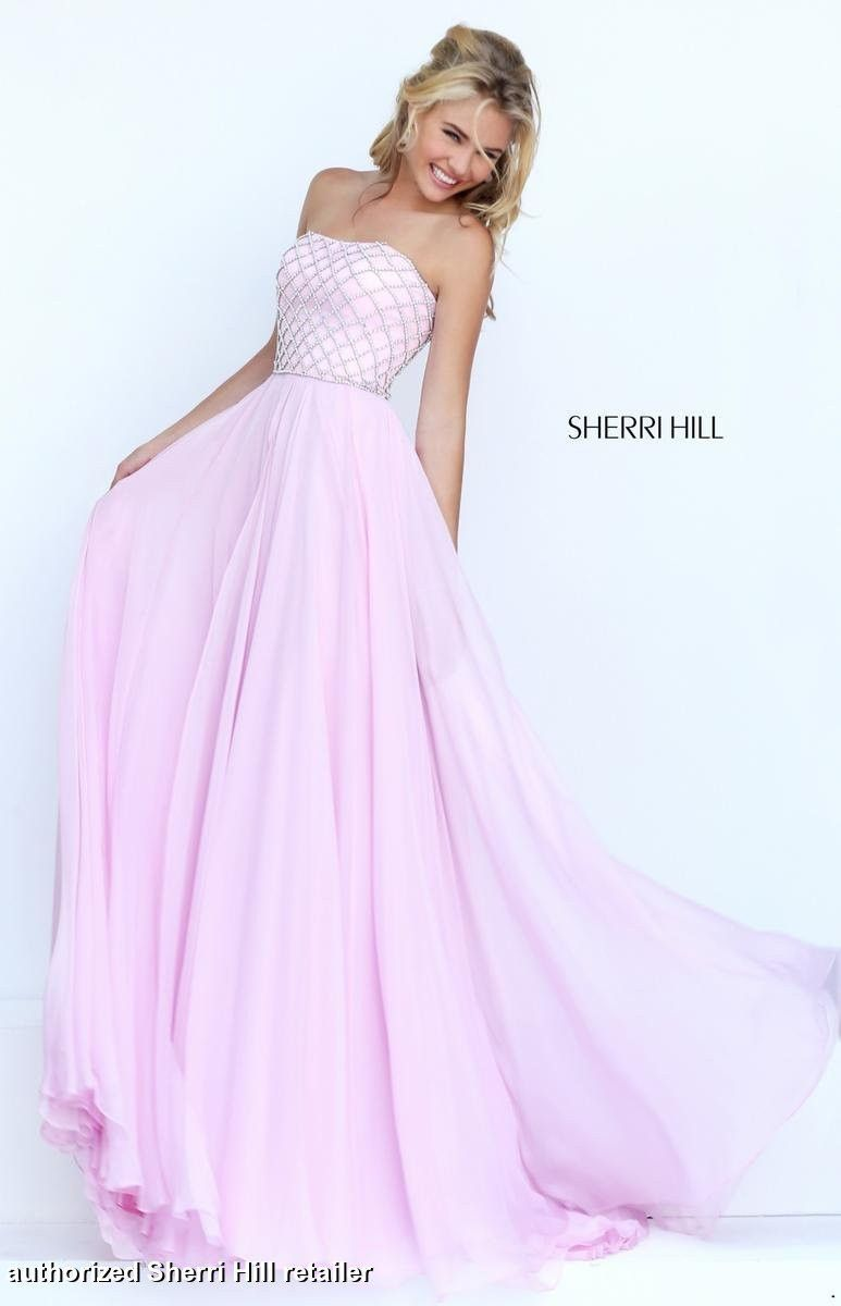Sherri Hill 2018 Prom Dresses
