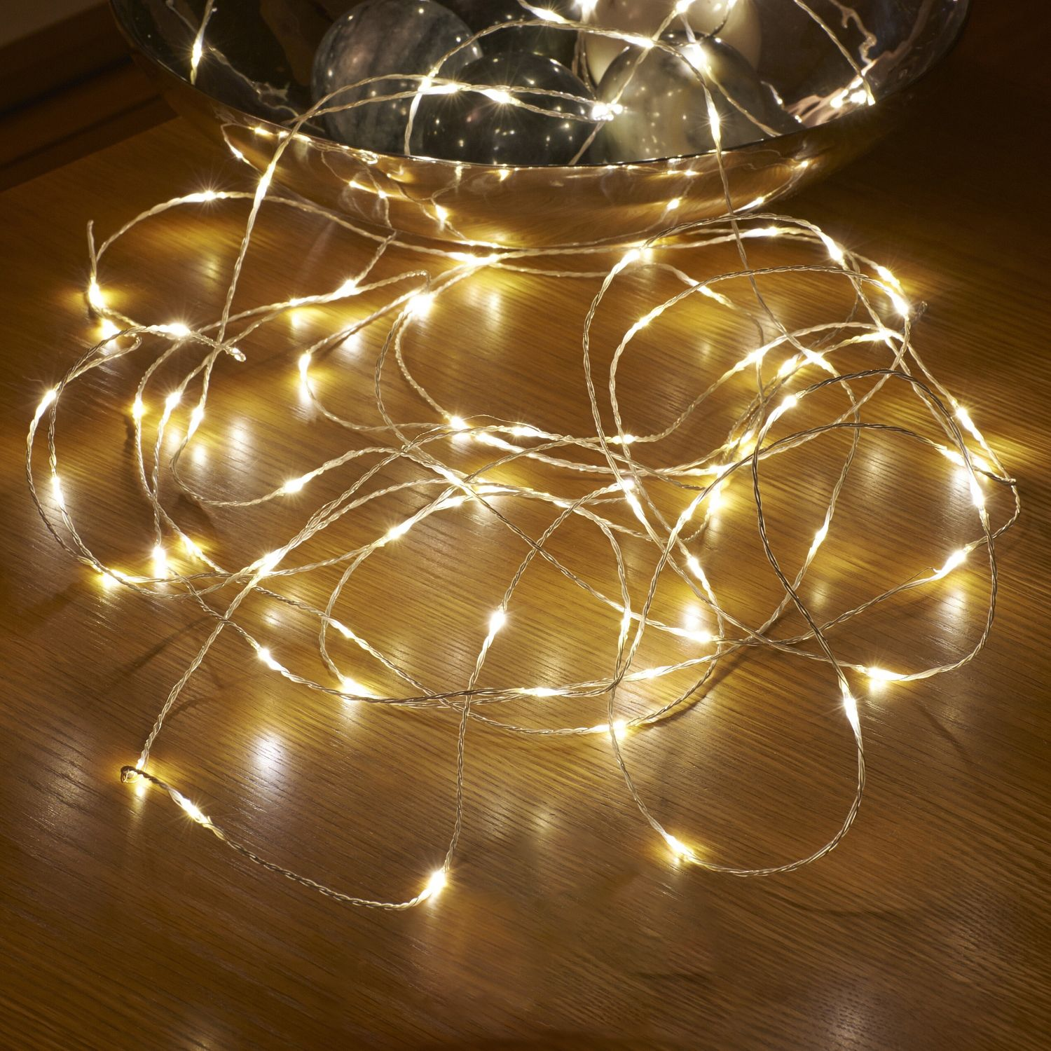 Micro Led String Lights Micro Led String Lights  Battery Operated  Remote Controlled