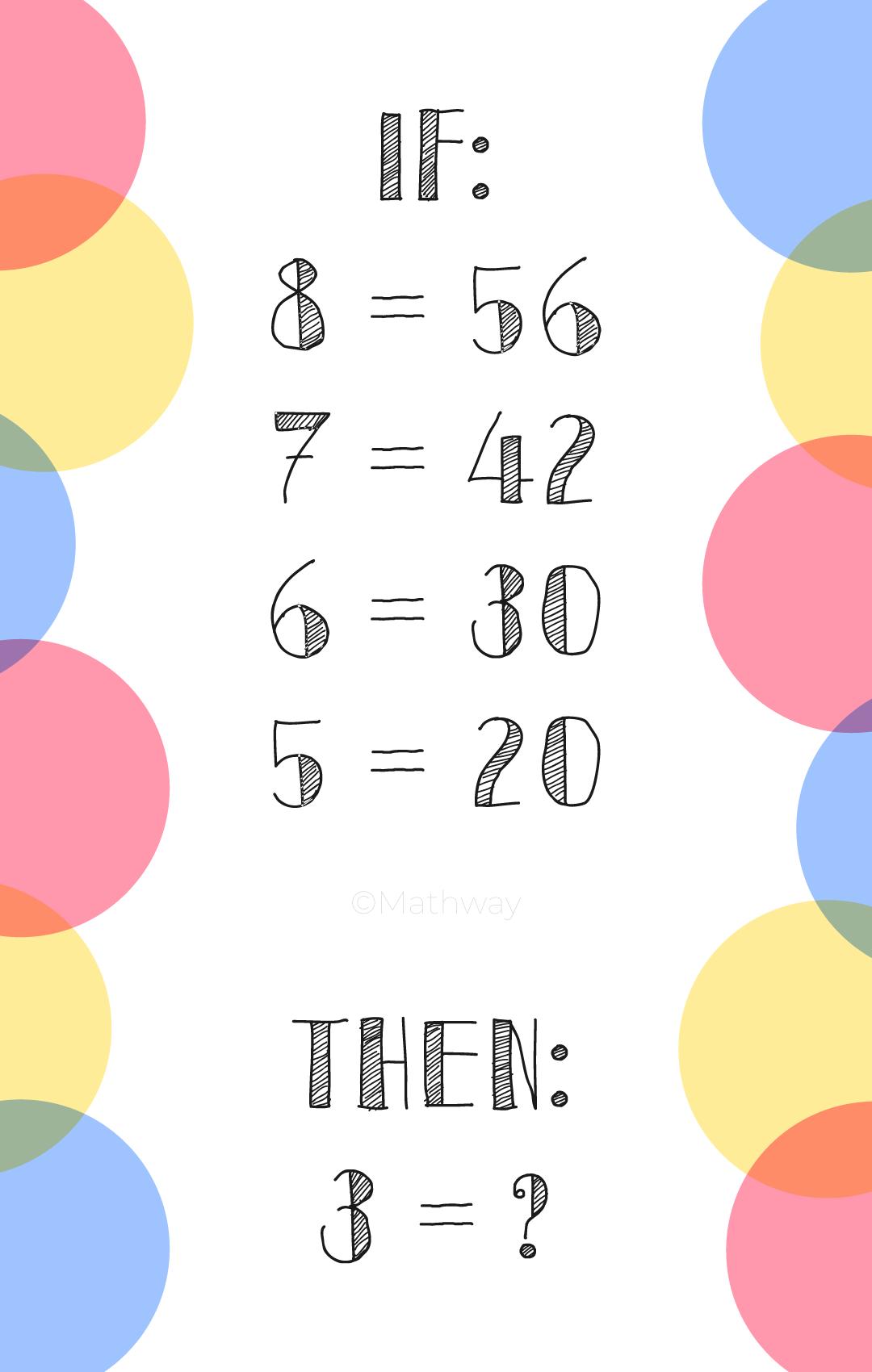 Most People Get This Brainteaser Wrong Brain Teasers Math Mathematics [ 1700 x 1080 Pixel ]