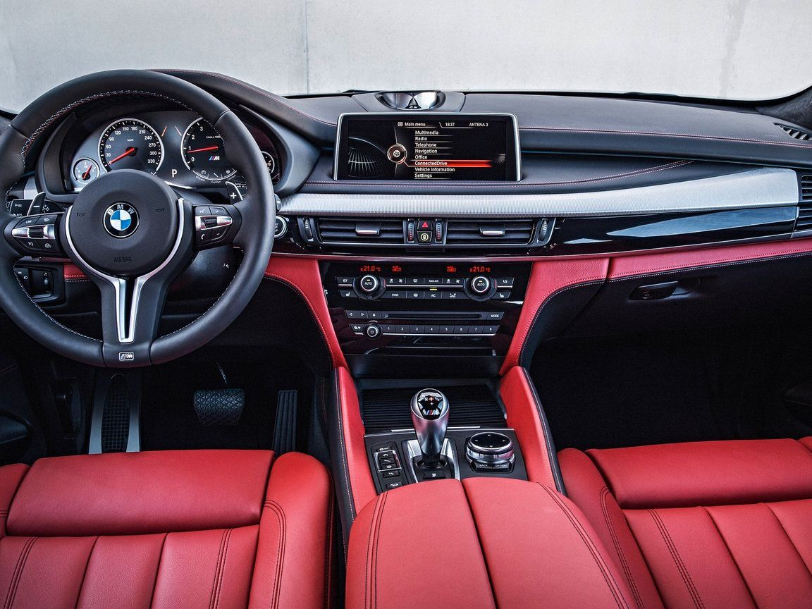 Bmw X5m Interior With Images Bmw X5 M