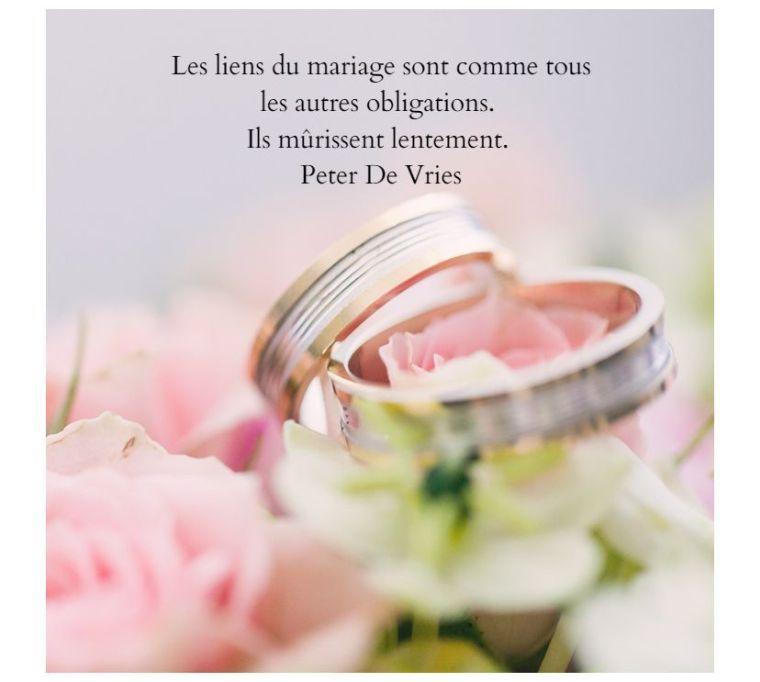 Citation Anniversaire De Mariage