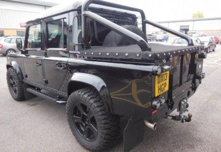 Thor Defender 110 Crew Cab Land Rover Land Rover Defender Land