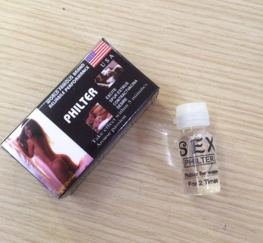 Thuốc kích dục nữ Bộ lọc giới tính