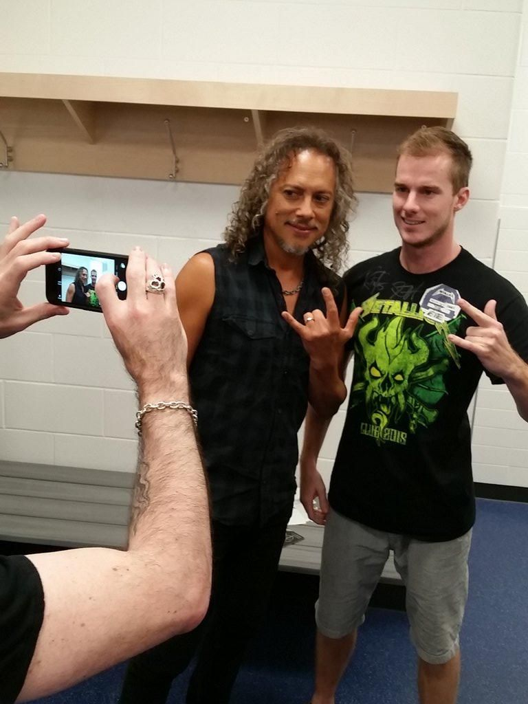 Metallica On Pinterest Metallica Metallica Music And Heavy Metal