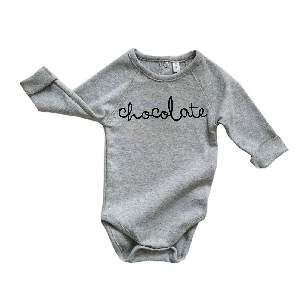 0b228d75c Grey Body Chocolate Bodysuit