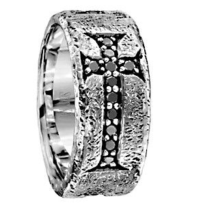 Scott Kay Bc Collection Black Diamond Band Black Diamond Bands Buy Diamond Ring Rings Mens Wedding Bands