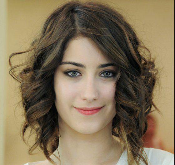 شعر كيرلي قصير Turkish Beauty Kaya Hair Beauty