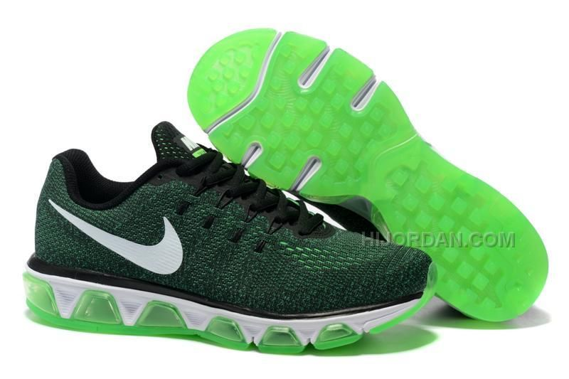 best service 05cf5 3cd12 2016 Nike Air Max Tailwind 8 Print Sneakers Black Green Mens Running Shoes  805941-009