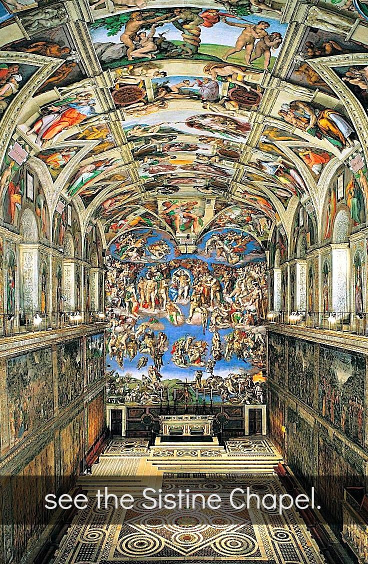 7 Best Things To See In Vatican City: A Visitor's Guide