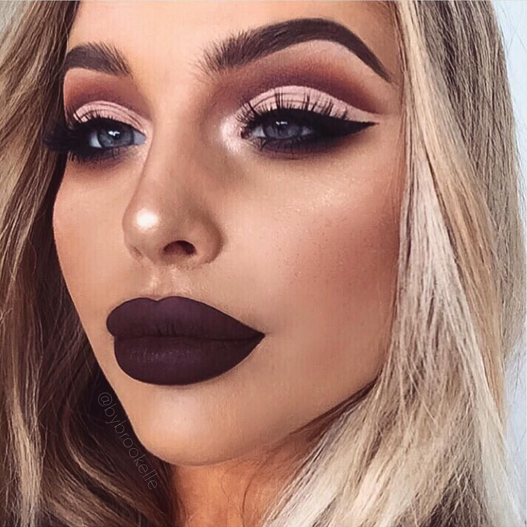 Brookelle McKenzie  b e a u t y  Pinterest  Makeup Makeup ideas