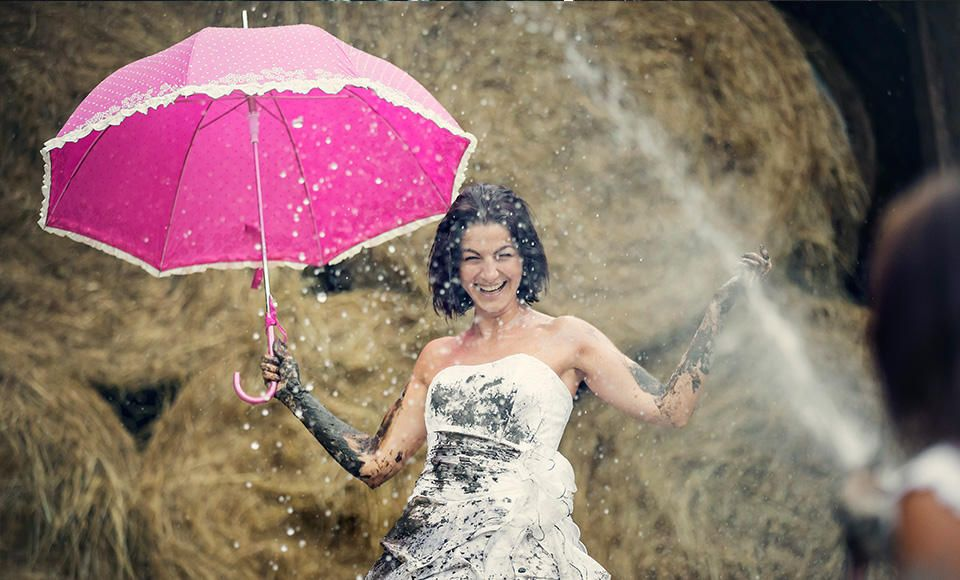 Trash Your Wedding Dress | Hochzeit: Trash your dress | Pinterest ...