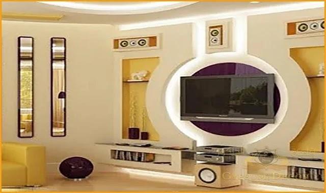 مكتبات جبس بورد 2021 Design Modern House Interior Design