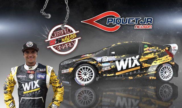 Global Rallycross 2016: Nelson Piquet Jr disputa etapa de Seattle