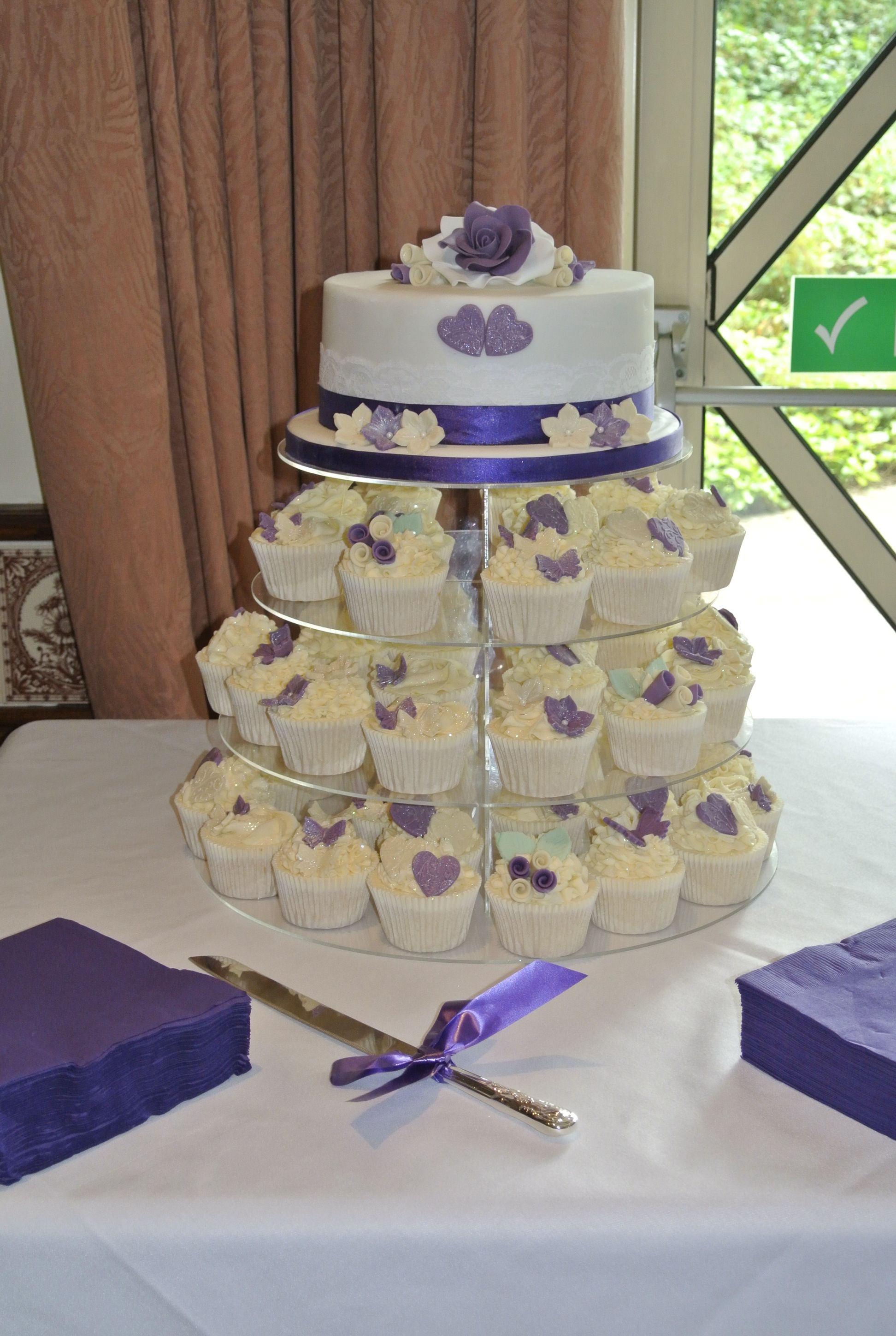 Pin on Wedding Cakes by Kendras Country Bakery