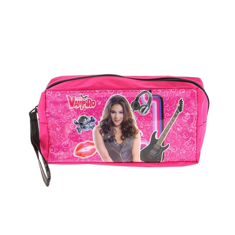 limited guantity great fit great fit Trousse Chica Vampiro Trousse Chica Vampiro en satin ...