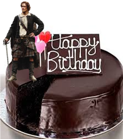 Watch Happy Birthday From Sam Heughan And Outlander Tv News
