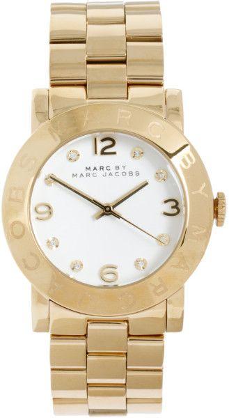 Gold Bracelet Watch - Lyst