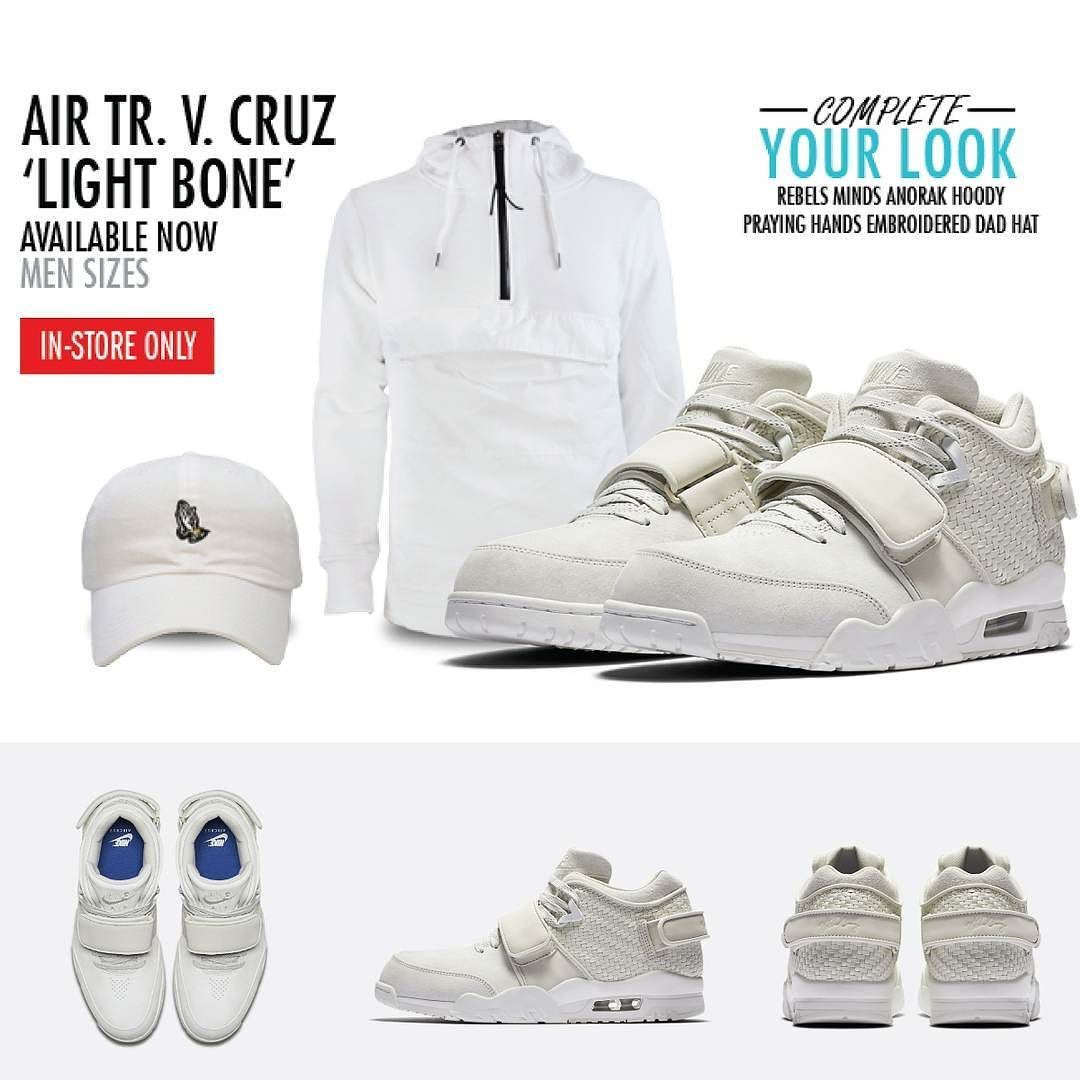 4301c0b372d171 Nike Air TR V Cruz dropped in stores yesterday but we still have some sizes  available