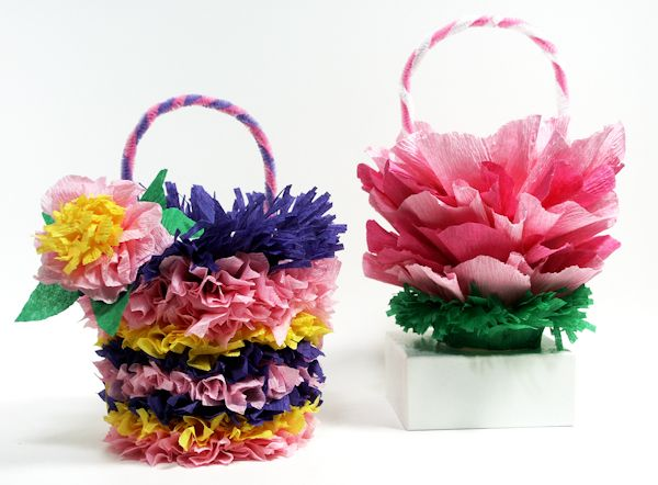 Let's Make May Baskets! | Stuff for Misc. Holidays | May ...